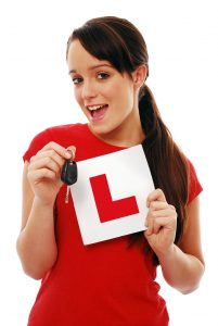 Passed driving test